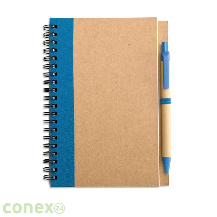 Notes z długopisem SONORA PLUS
