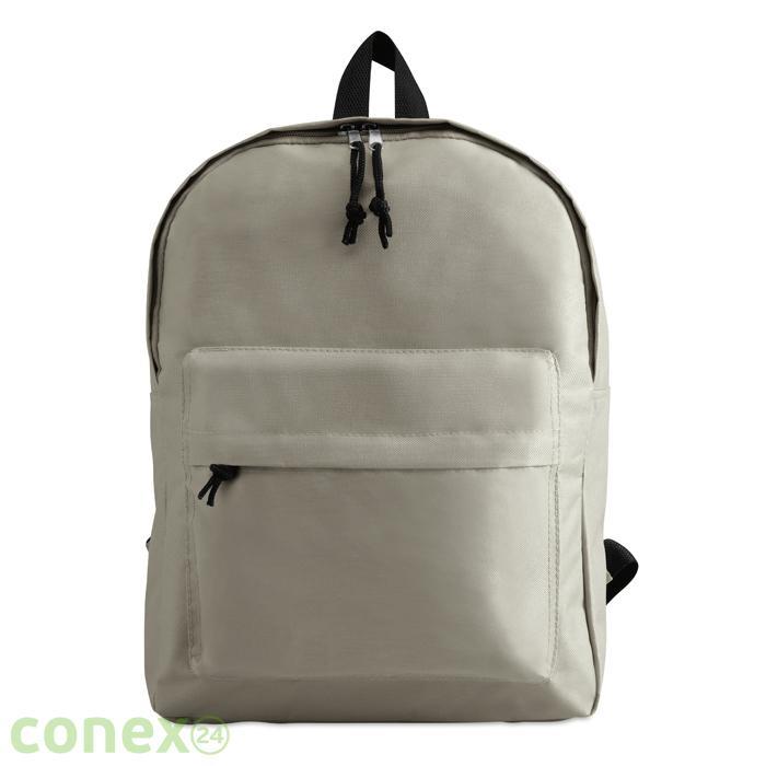 Plecak z zewnętrzną kieszenią BAPAL