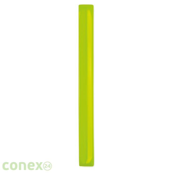 Odblaskowa opaska na ramię ENROLLO+ (żółty)