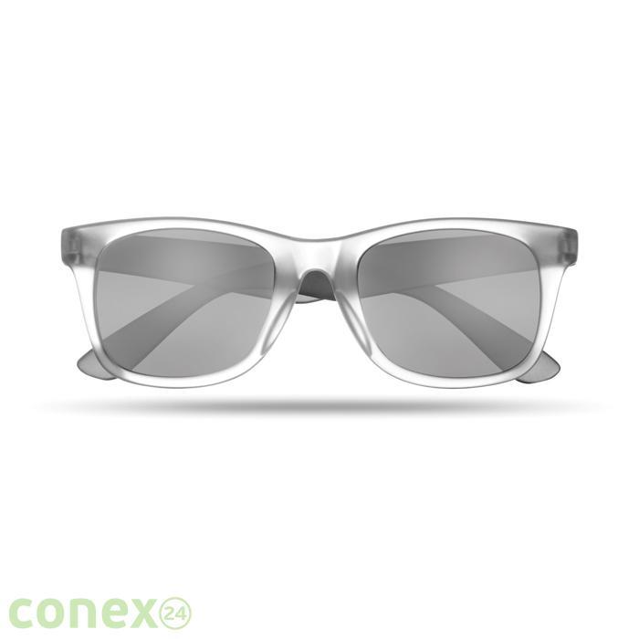 Lustrzane okulary przeciwsłoneczne AMERICA TOUCH (czarny)