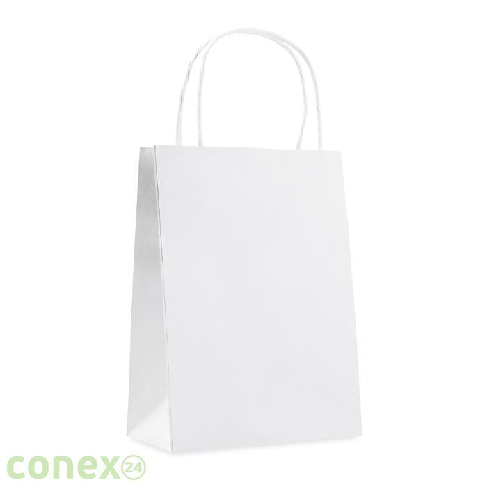 Paprierowa torebka ozdobna mała PAPER SMALL