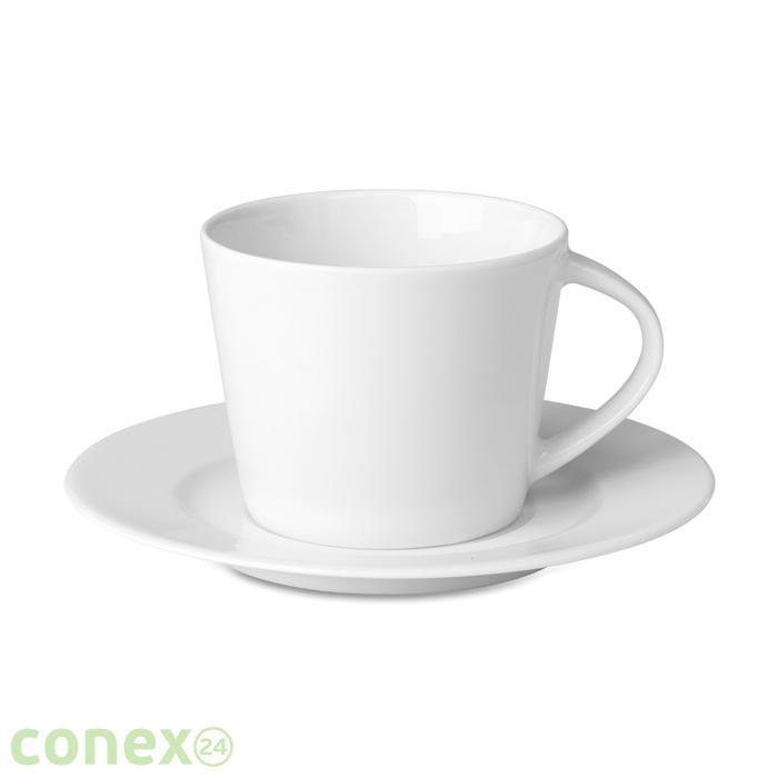 Kubek cappuccino i talerzykiem PARIS
