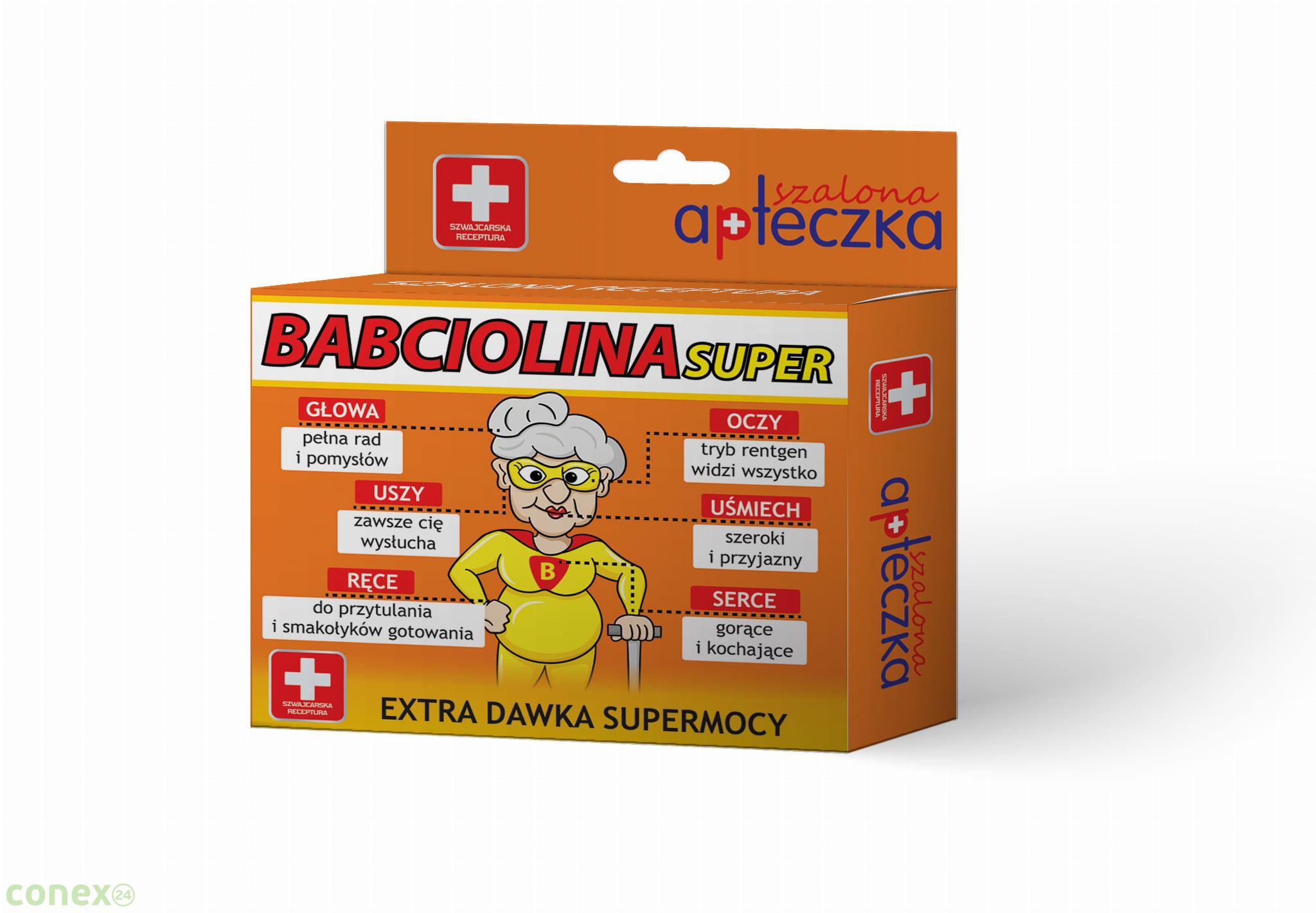 Tabletki - Babciolina SUPER