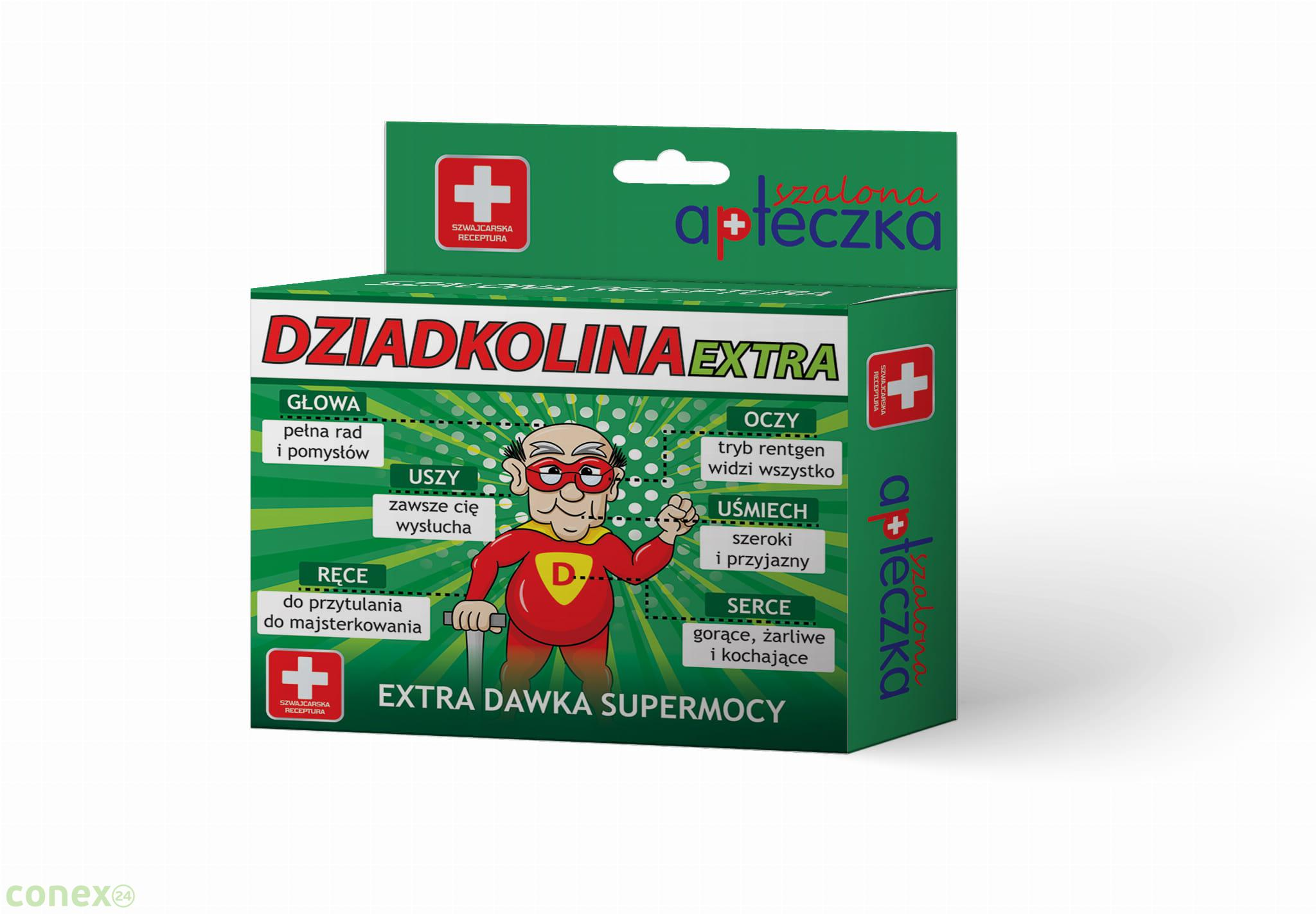 Tabletki - Dziadkolina EXTRA