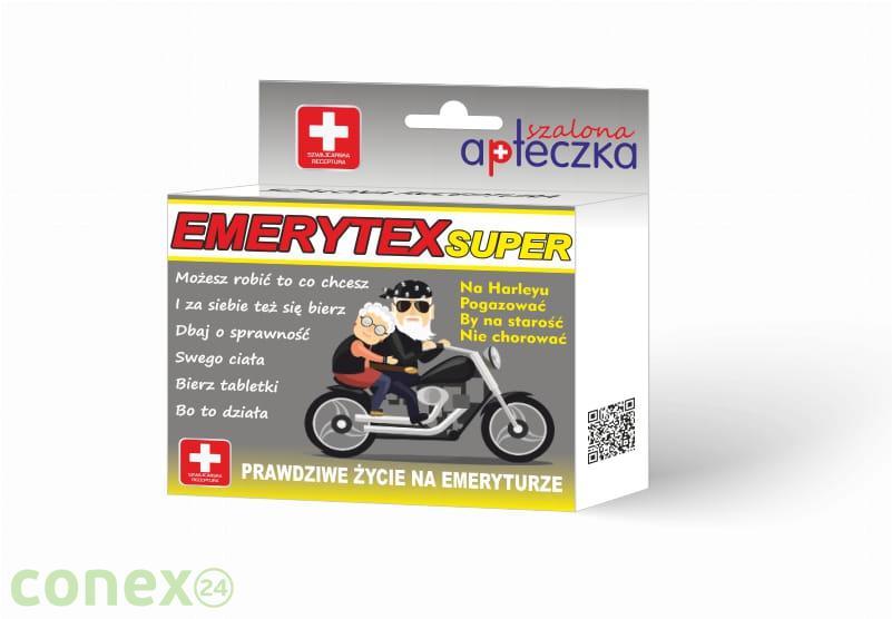 Tabletki - Emerytex SUPER