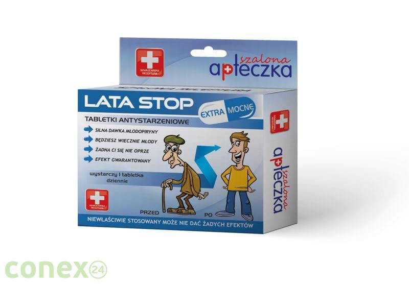 Tabletki - Latastop Man