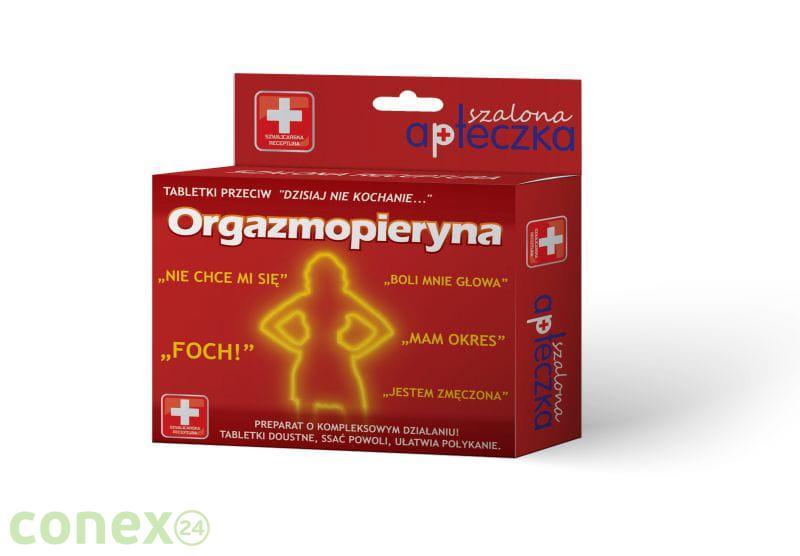 Tabletki - Orgazmopieryna