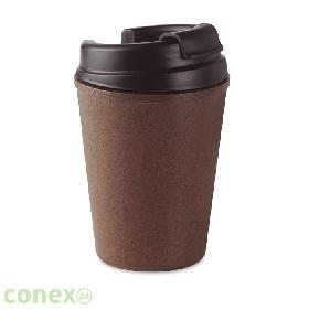 Kubek - łuski kawowe/PP BRAZIL