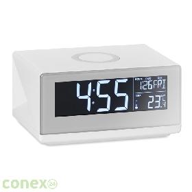 Zegar - bezprzewodowa ładowarka SKY SPEAKER