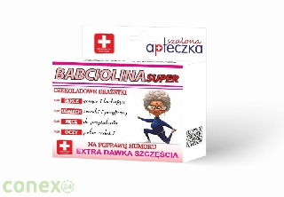 Tabletki - Babciolina SUPER II