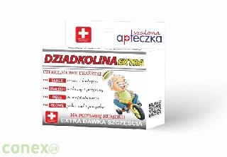 Tabletki - Dziadkolina EXTRA II